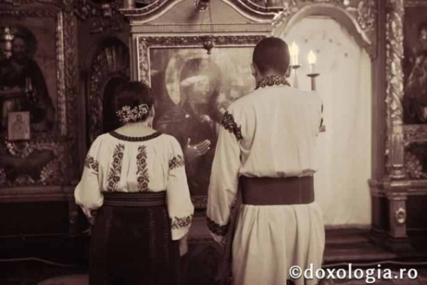 Rugăciunea făcută împreună uneştefamilia